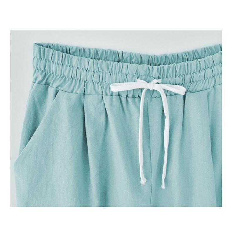 Damen lockere Shorts