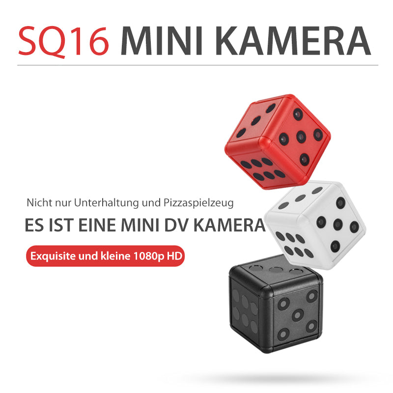 SQ16 Mini-Sportkamera