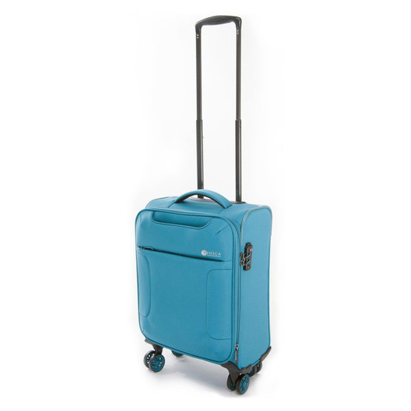 "AIR4044 C Tosca 18"" TEAL cabin trolley"