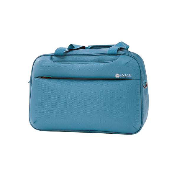 AIR4044T Tosca So-Lite Teal Trolley Adapted Cabin Tote