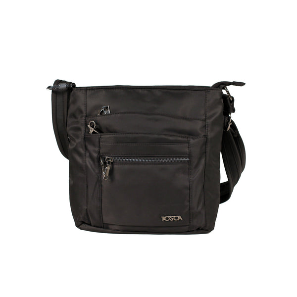 TCA904 Tosca Anti-theft cross-body shoulder bag