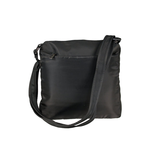 TCA905 Tosca Black Anti-Theft Cross-Body Shoulder Bag