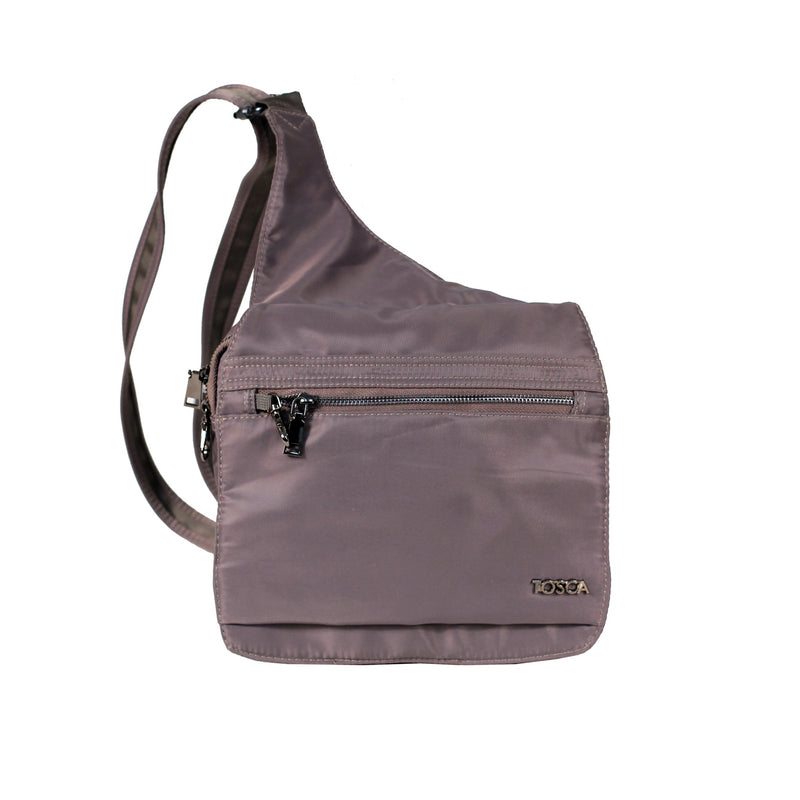 Tosca Anti-Theft Cross-Body Shoulder Bag