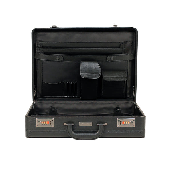 TCA2604 Black Attaché Case