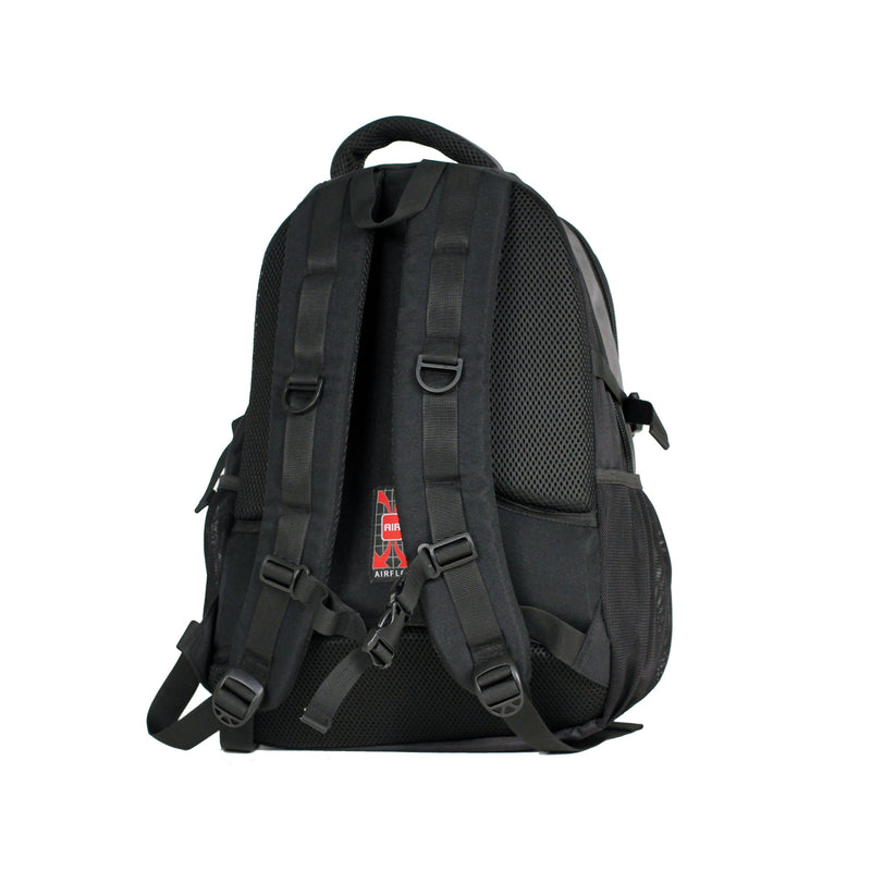 TCA927 Grey Large Multi Pocket Backpack