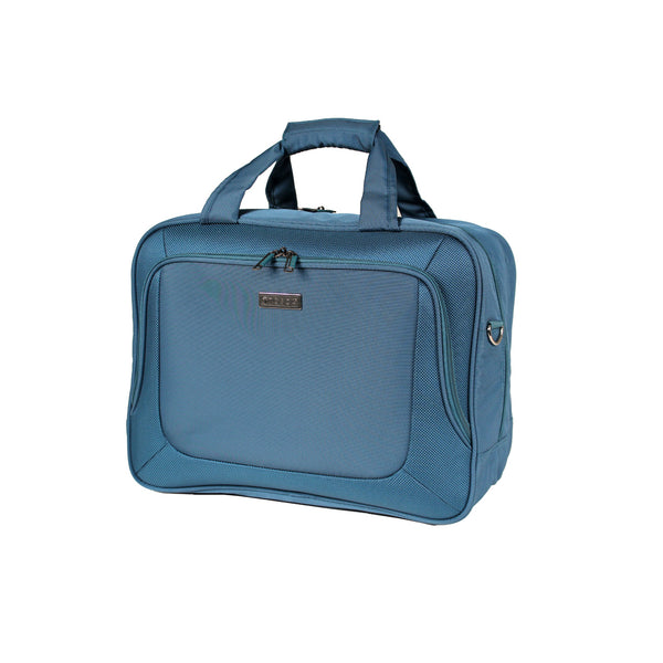 TCA606 Oakmont Teal Trolley Adapted Cabin Bag
