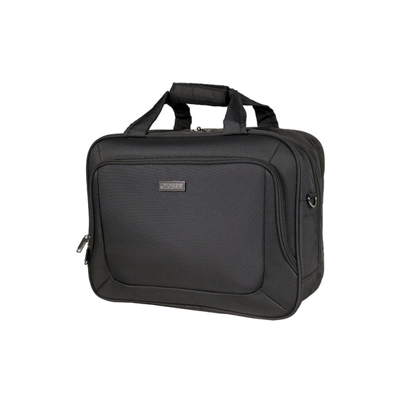 TCA606 Oakmont Black Trolley Adapted Cabin Bag