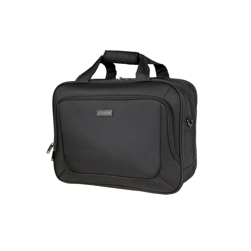 Oakmont Black Trolley Adapted Cabin Bag