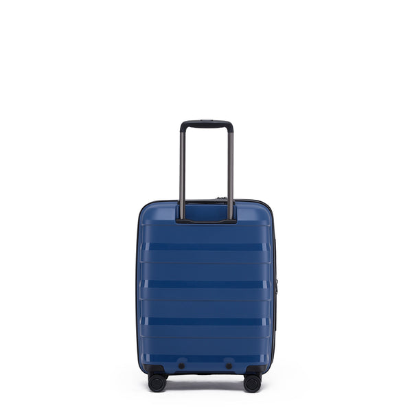Tosca Comet Storm Blue 55cm Cabin Approved 4-Wheel Trolley Case