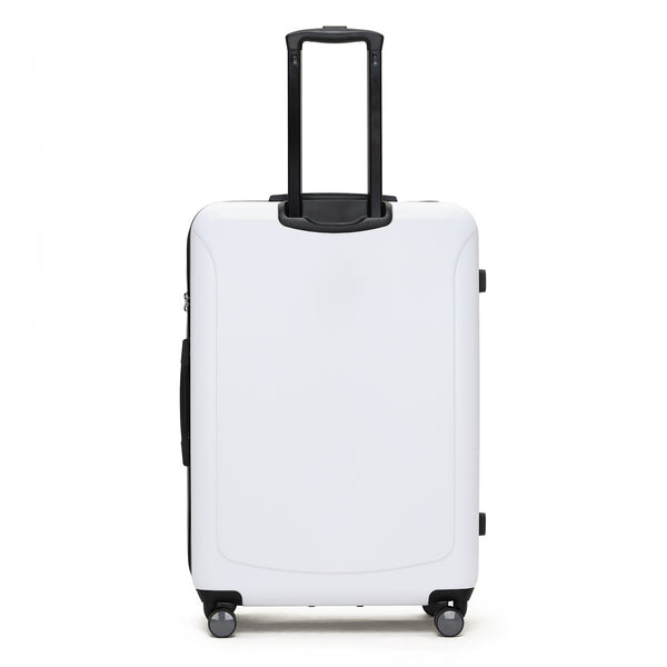 Tripster White 74cm 4-Wheel Trolley Case