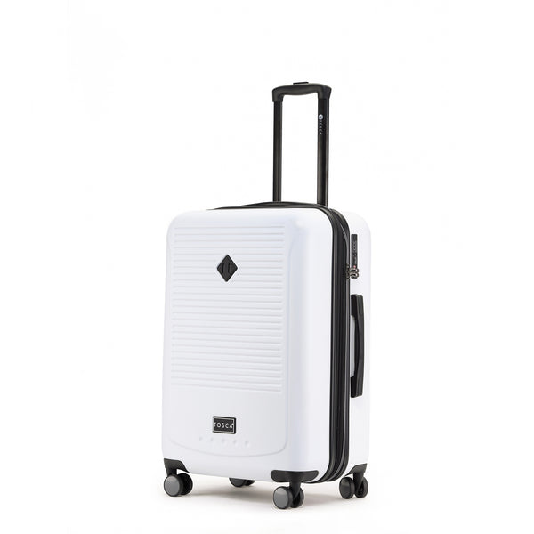 Tripster White 64cm 4-Wheel Trolley Case