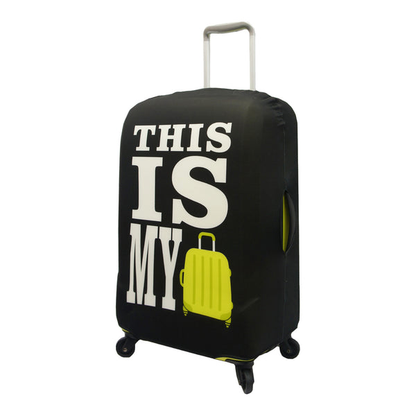 'This Is My' Spandex Stretchy Luggage Cover