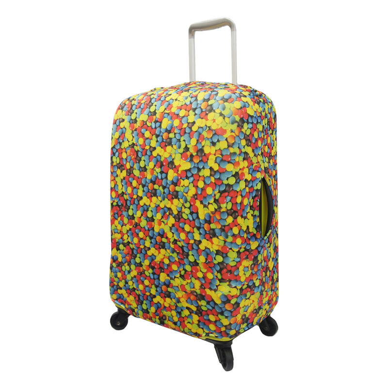 Lollies Spandex Stretchy Luggage Cover