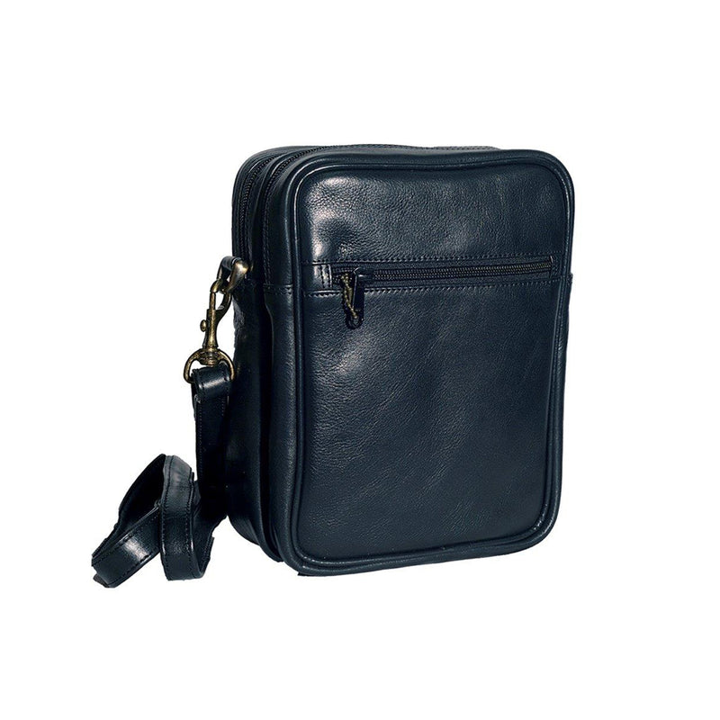 Men's Medium Black Bag