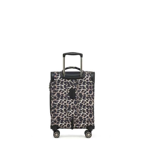 "AIR4044C 18"" Tosca So-Lite Leopard Cabin Trolley"