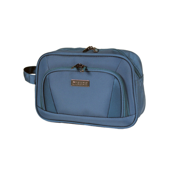TCA608 Teal Tosca Men's Toiletry Bag