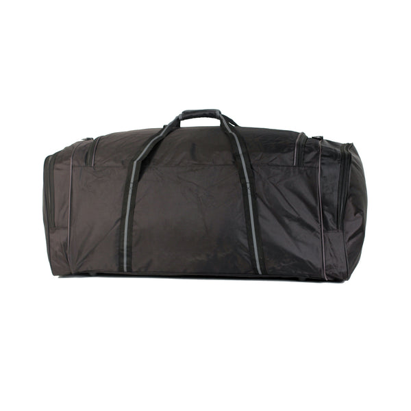 Jumbo Black Sport/Travel Duffle Bag