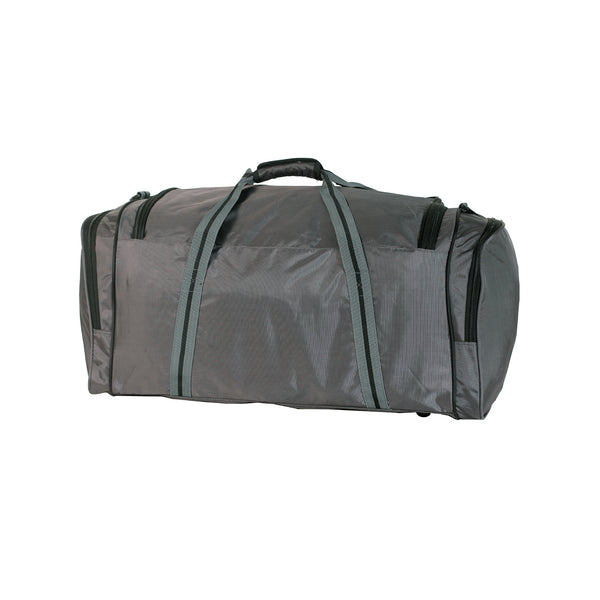 Medium Grey Sport/Travel Duffle Bag