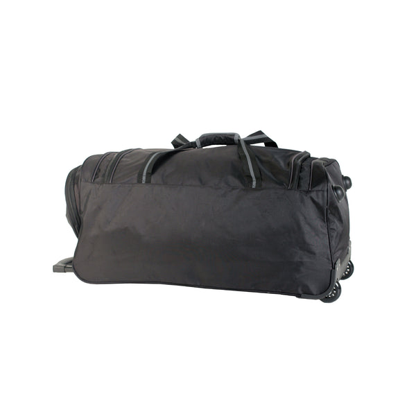 TCA794TWM Medium Black Wheeled Sport Duffle Bag