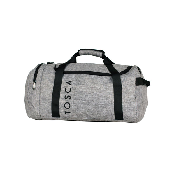 Medium Grey Sports or Travel Tote Bag