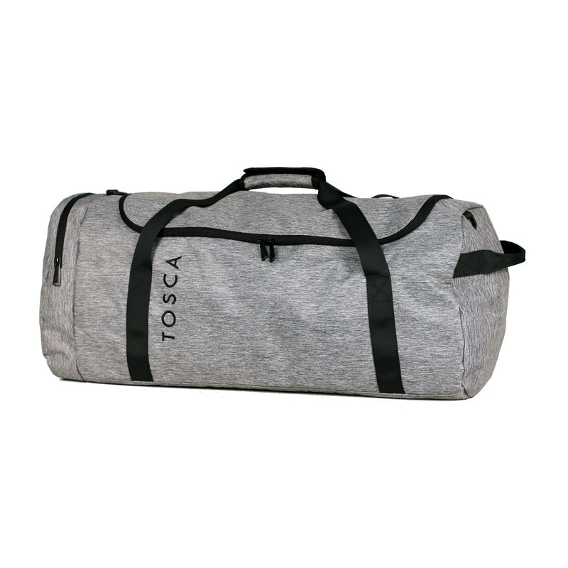 Grey Sports or Travel Tote Bag