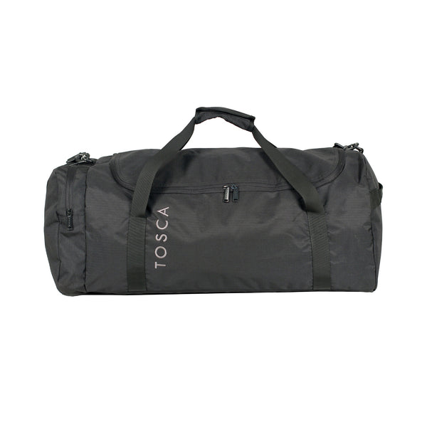 Black Sports or Travel Tote Bag