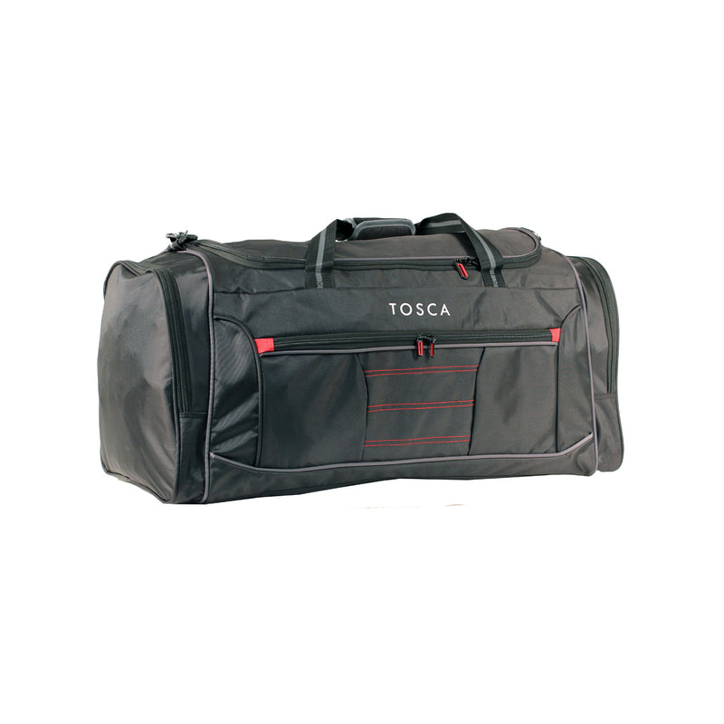 Medium Black Sport/Travel Duffle Bag