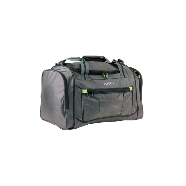 Small Grey Sport/Travel Duffle Bag