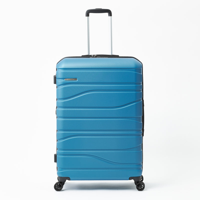 Franz Josef Lake Blue 76cm 4-Wheel Trolley Case