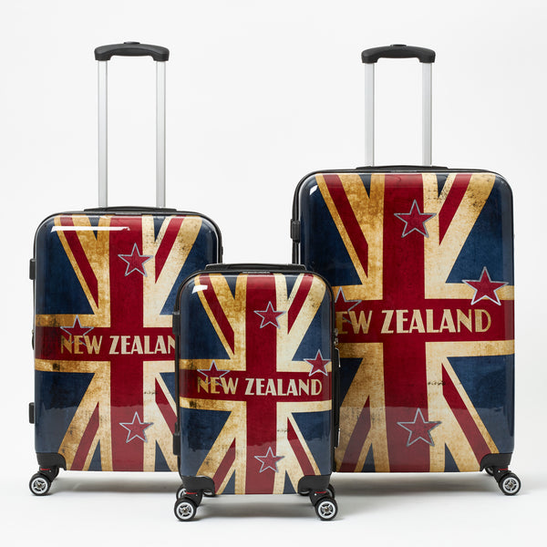NZ Flag Luggage Set