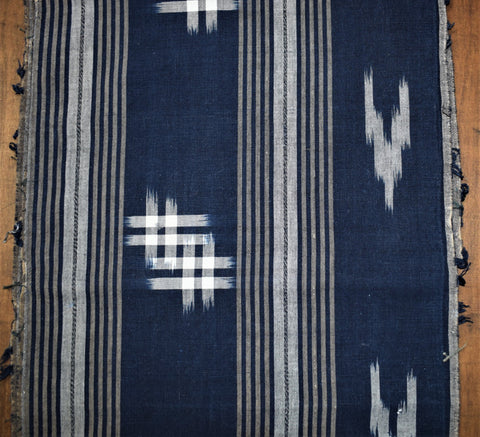 Kasuri Stripe Cotton