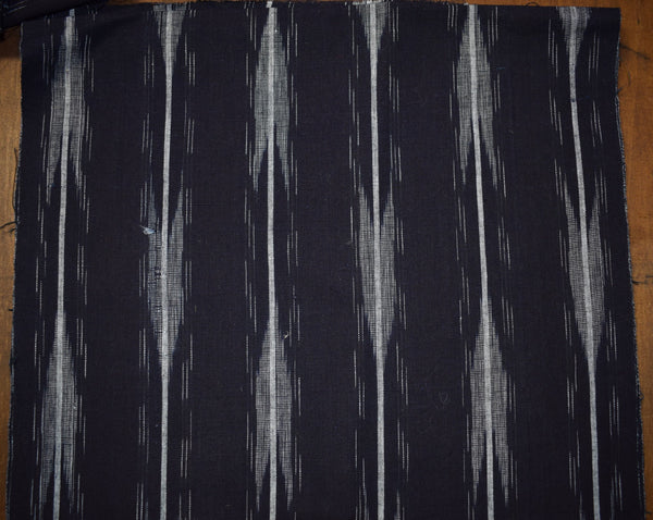 Striped Indigo Cotton