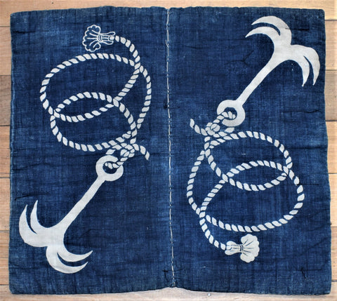Anchor and Rope Mat