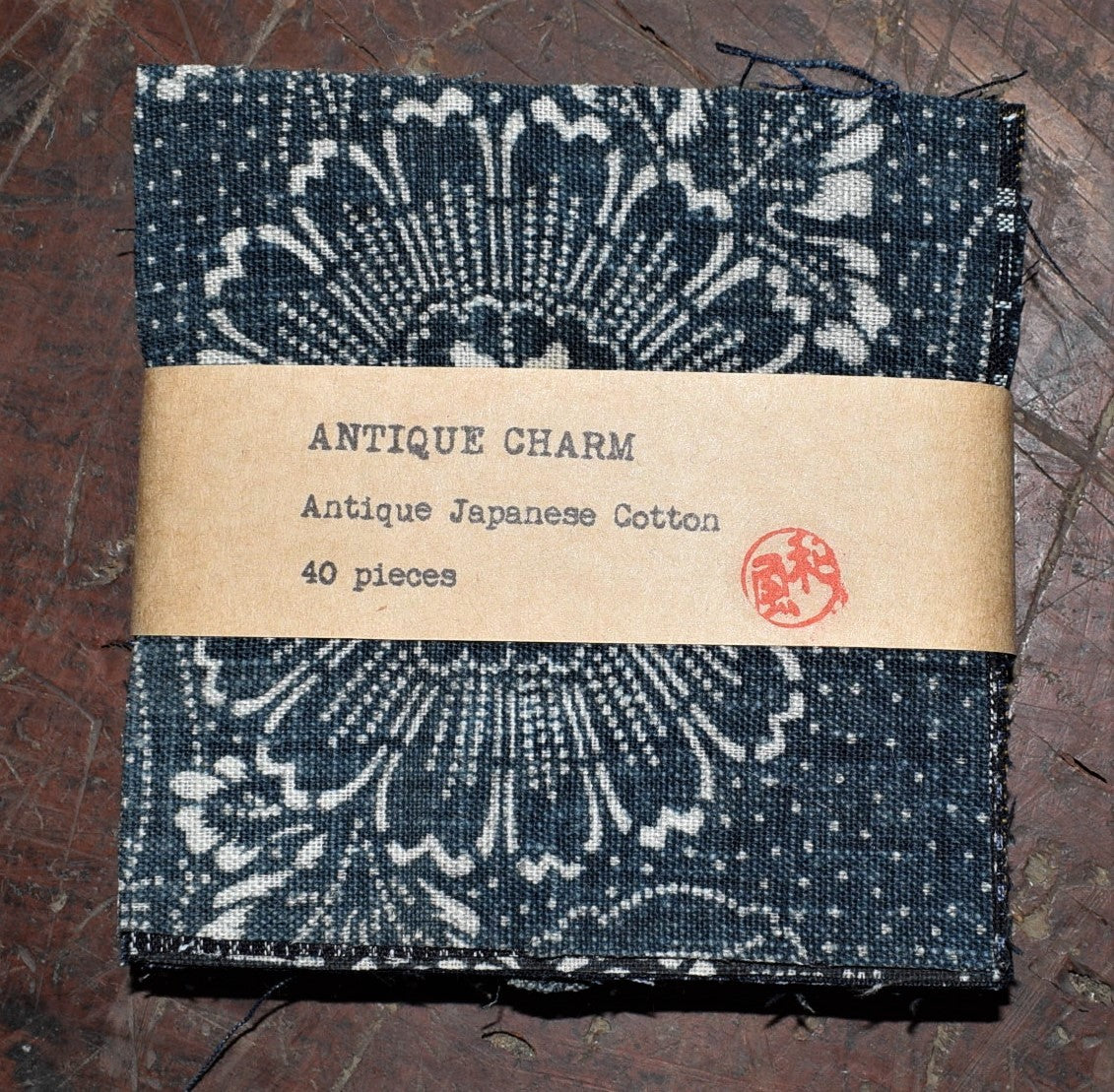 Antique Cotton Charm