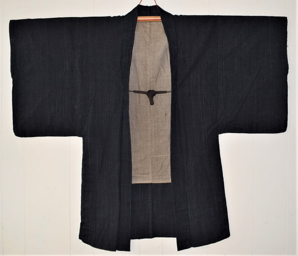 Man's Antique Cotton Haori
