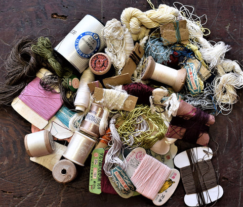 Bag of Old Threads