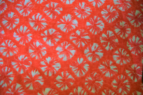 Wool Juban Fabric