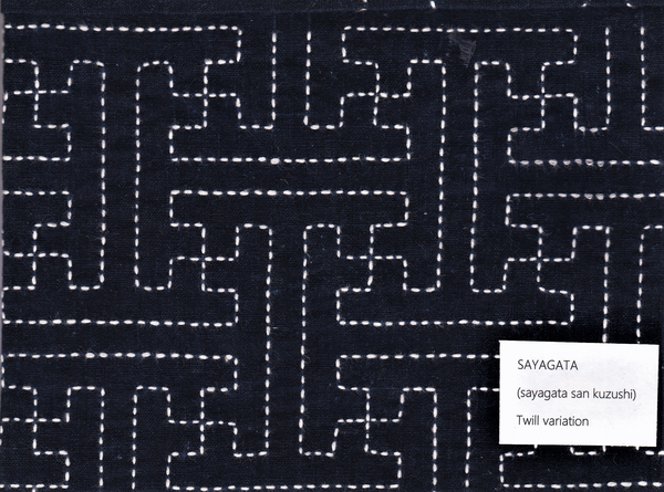 Sashiko  Introductory Kit