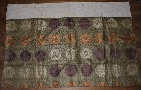 Edo Period Uchishiki Altar Cloth