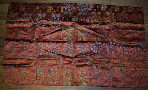 Edo Period Uchishiki Altar Cloth (2)