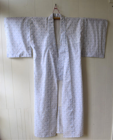 Fresh White Yukata