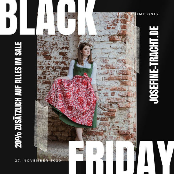 BLACK FRIDAY bei Josefine