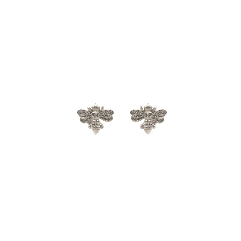 Hunt Of Hounds Bee Stud Earrings