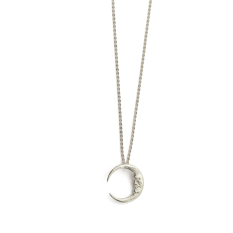 Hunt of Hounds Moon Rise Necklace.