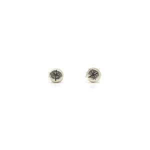 Hunt Of Hounds Starburst Stud Earrings