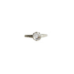Hunt Of Hounds Starburst Solitaire Ring