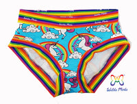 Rainbows and Unicorns Wilde Mode Pants