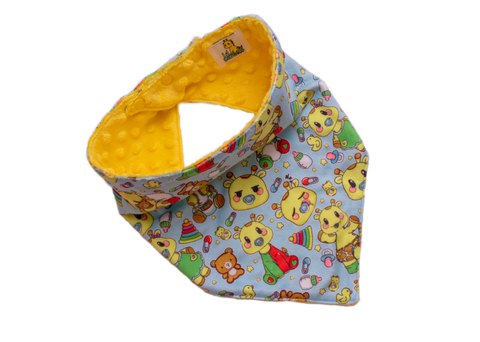 ABDL DDLG Little Space Bandana Bib Adult Babies and Diaper lovers