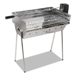 Grillz Portable Electric Spit Roaster & Rotisserie DSZ