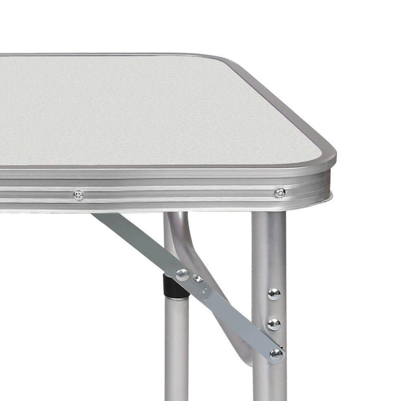 Weisshorn Foldable Kitchen Camping Table DSZ